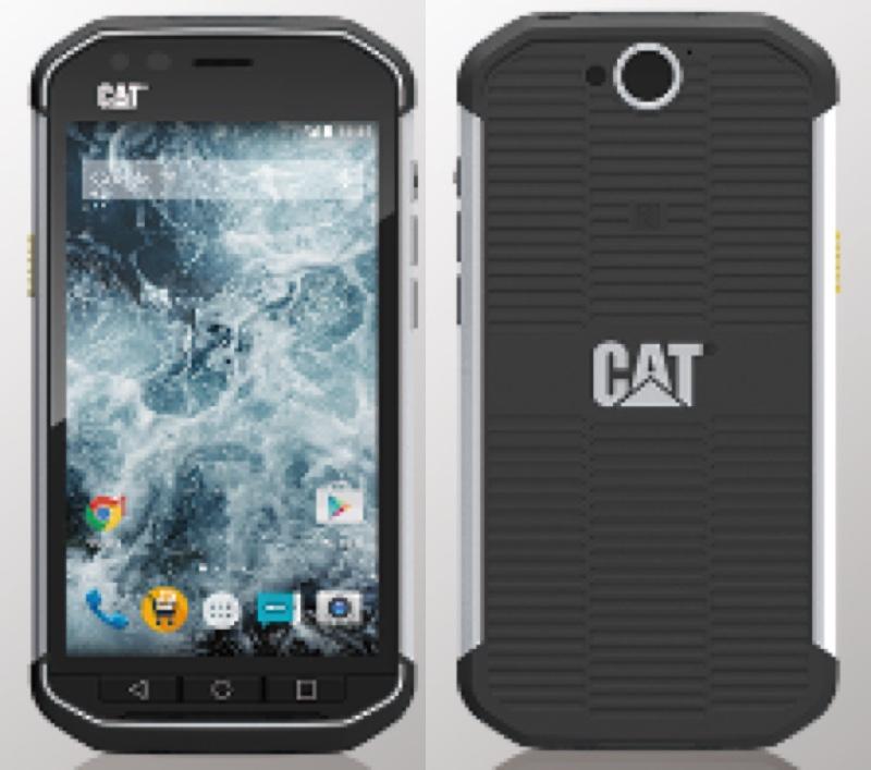 CAT S40 Android アンドロイド スマートフォン スマホ スペック 性能 2017年