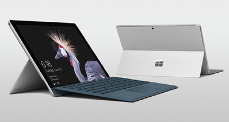 Microsoft Surface Pro 2017 第5世代 マイクロソフト サーフェス プロ Windows ウィンドウズ Tablet タブレット スペック 性能 2017年