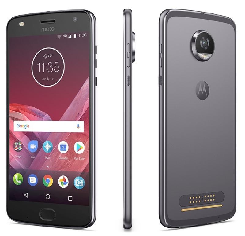 Motorola Moto Z2 Play モトローラ Android アンドロイド スマートフォン スマホ スペック 性能 2017年