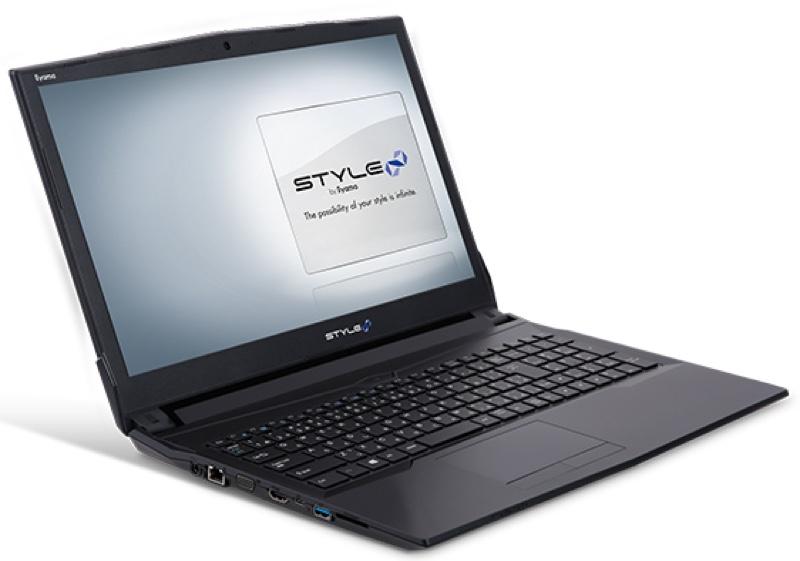 STYLE-15FH053-i7-HNFS Office SET iiyama ユニットコム パソコン工房 Windows ウィンドウズ ノートパソコン ノートPC スペック 性能 2017年