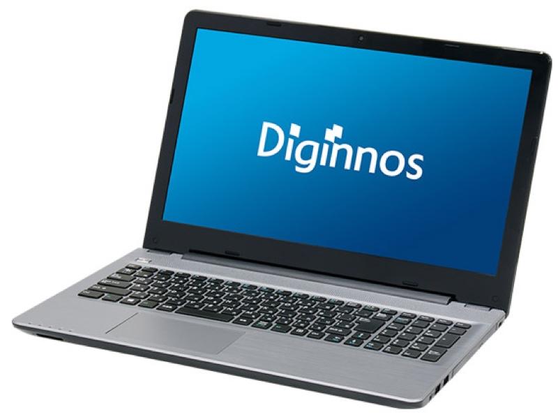 Critea DX-K F7 ドスパラ BTO Windows ウィンドウズ ノートパソコン ノートPC スペック 性能 2017年