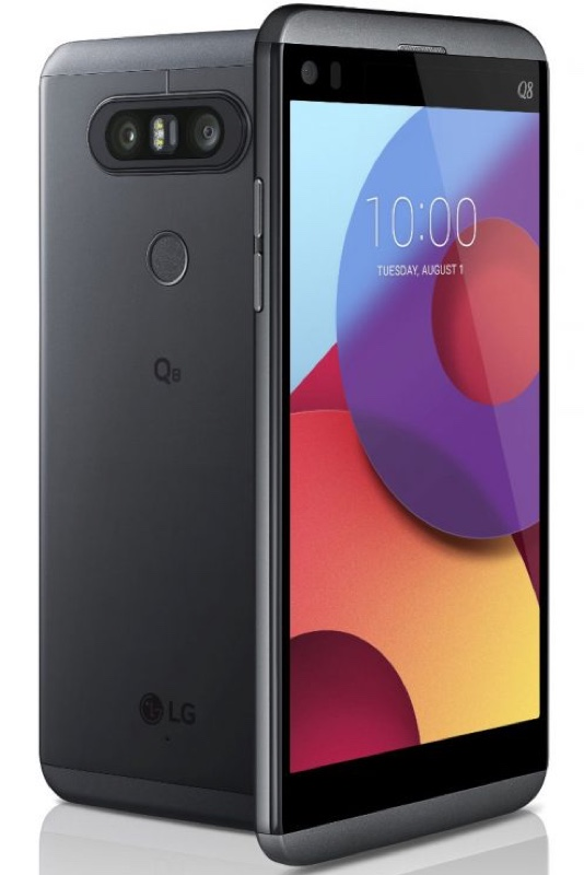 LG Q8 Android アンドロイド スマートフォン スマホ スペック 性能 2017年