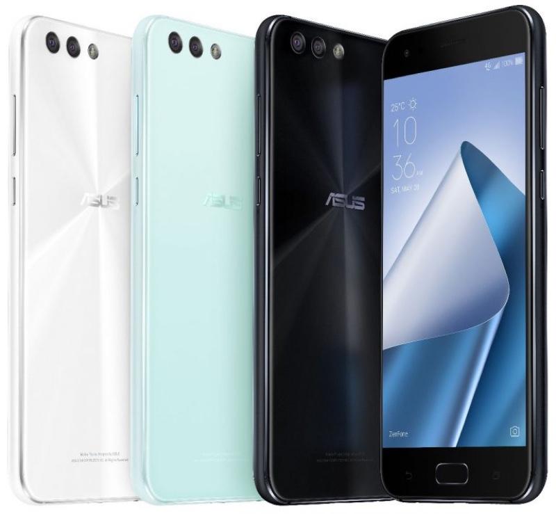 ASUS ZenFone 4 ZE554KL エイスース ゼンフォン Android アンドロイド スマートフォン スマホ スペック 性能 2017年