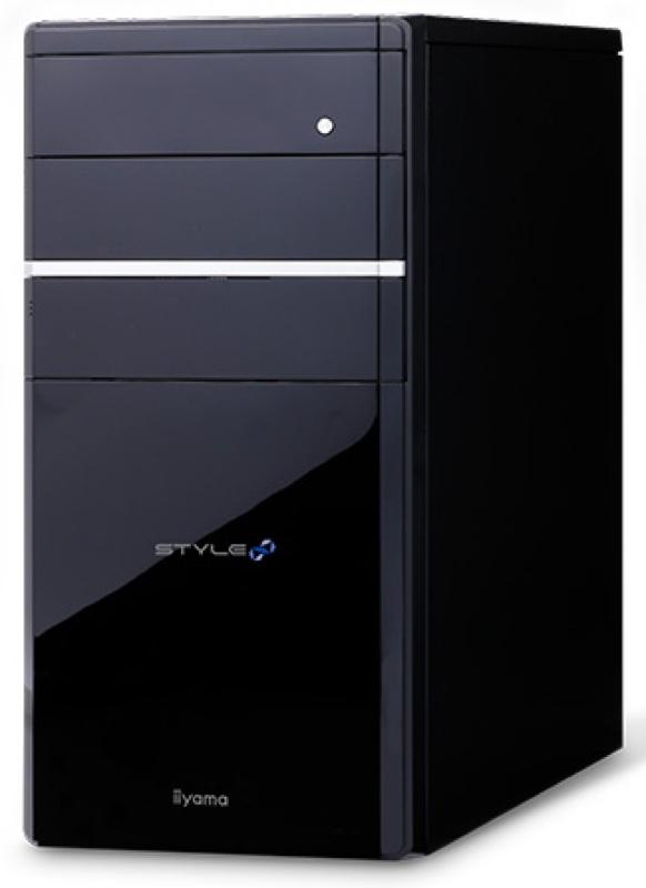 STYLE-M022-i7-HNR-K iiyama パソコン工房 ユニットコム Windows ウィンドウズ デスクトップパソコン デスクトップPC スペック 性能 2017年