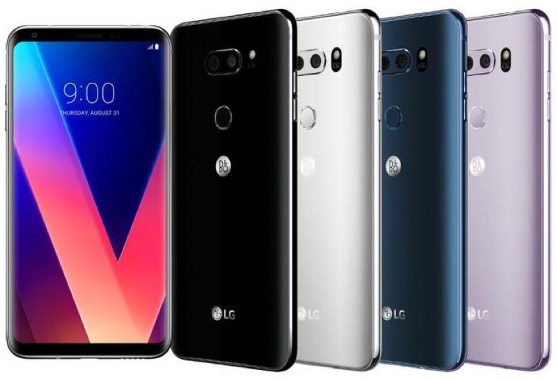 LG V30 Android アンドロイド スマートフォン スマホ スペック 性能 2017年
