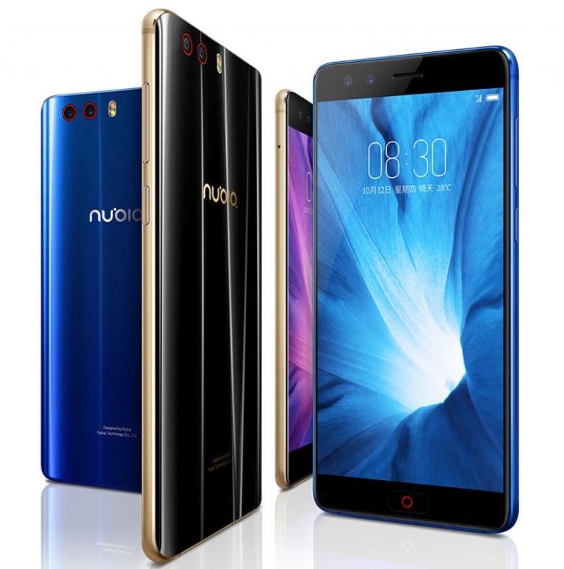 ZTE Nubia Z17 miniS Android アンドロイド スマートフォン スマホ スペック 性能 2017年