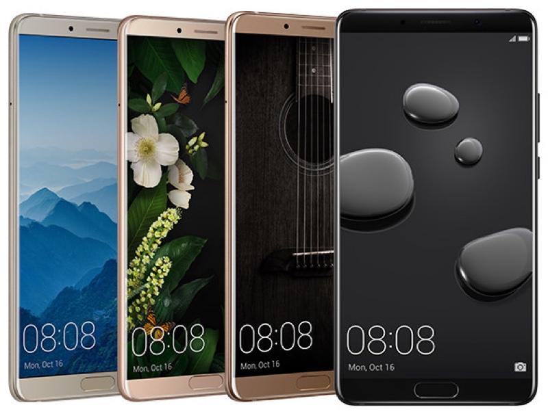 Huawei Mate 10 ファーウェイ 華為技術 Android アンドロイド スマートフォン スマホ スペック 性能 2017年