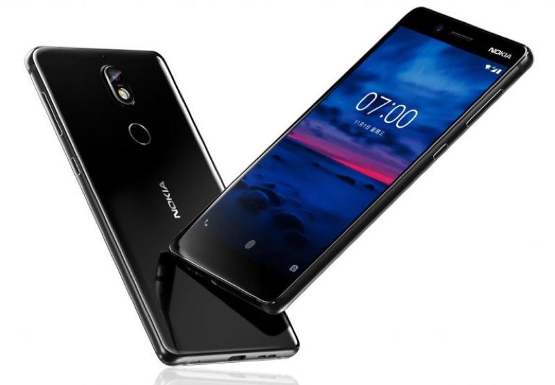 Nokia 7 ノキア Android アンドロイド スマートフォン スマホ スペック 性能 2017年