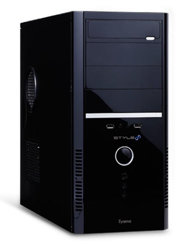 STYLE-R037-i7K-UHS iiyama パソコン工房 ユニットコム Windows ウィンドウズ デスクトップパソコン デスクトップPC スペック 性能 2017年