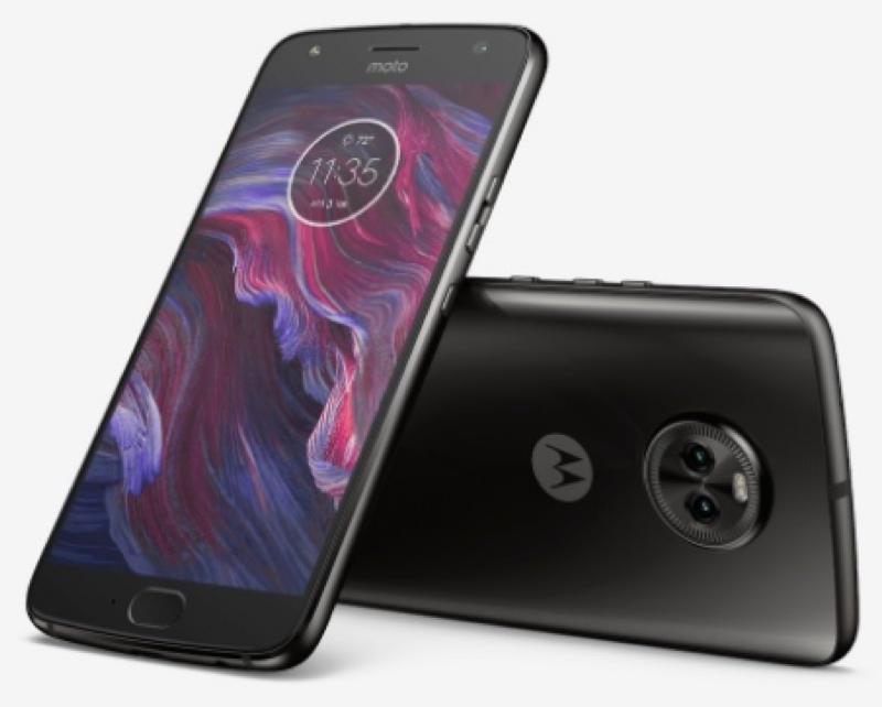 Motorola Moto X4 モトローラ Android アンドロイド スマートフォン スマホ スペック 性能 2017年