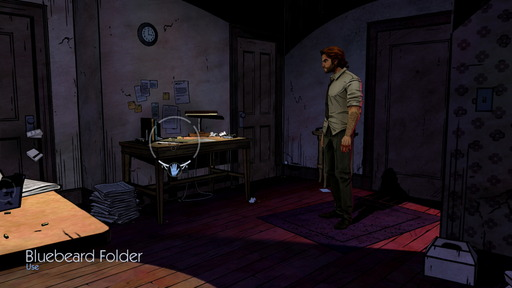 The Wolf Among Us 001