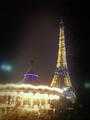 [Paris]Tour Eiffel-8