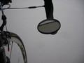 [自転車]ミラーを装着