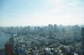[散歩]聖路加セントルークスタワーからの眺め