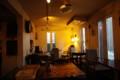 [カフェ]cafe anoの店内