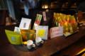 [うおがし銘茶]茶・銀座 六周年記念祭 記念福袋(の中身)