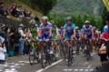 [自転車][イベント]JAPAN CUP 2008 7周目 集団は常にプロツアー4チームがコントロール