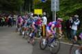 [自転車][イベント]JAPAN CUP 2008 10周目 ボクレー気合の表情