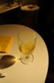 [うおがし銘茶]茶・銀座 六周年記念祭 3階の本日のお茶(くきほうじの水出し)