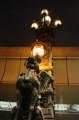 [散歩]日本橋の街路灯には竜がいる