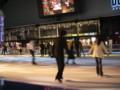 [中島みゆき]赤坂サカスにスケートリンク