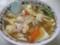 中園亭の五目麺