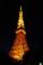 今日も東京タワーは変わりなく
