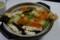 上海小吃の海鮮おこげ