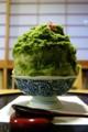 [おやつ]しもきた茶苑大山のホワイトデーかき氷