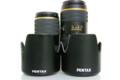 [カメラ]DA★60-250mmとDA★50-135mmは同じフードだけどロゴが違う