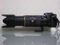 [カメラ]DA★60-250mm F4 ED [IF] SDMの最大長
