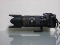 [カメラ]DA★60-250mm F4 ED [IF] SDMの最小長