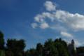 [散歩]夏の空