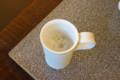 [うおがし銘茶]茶・銀座2階でベルギービールの「レフ・ブロンド」