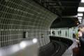 [のりもの]国会議事堂前駅のシールドトンネル