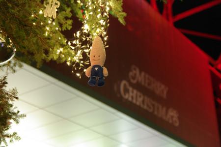 東京タワーのクリスマスライトアップ