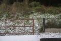 [旅][のりもの]沿線は雪