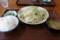 花笠食堂2号店のとーふちゃんぷるー
