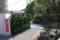 牧野植物園の中の遍路道