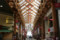はりまや橋商店街の木製のアーケード
