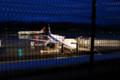 [旅][飛行機]高松空港の展望デッキ