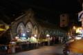 [散歩]夜のマーケット