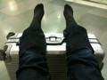 [旅][飛行機]空港で8時間待ち