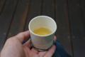 [うおがし銘茶]茶・銀座 3階 冷たいほうじ茶