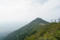 [散歩]筑波山 女体山からの眺め