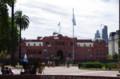 [旅]Casa Rosada(アルゼンチン大統領府)