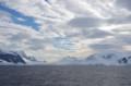 [旅][のりもの]南極の夕方