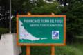 [旅][散歩]フエゴ国立公園 ロカ湖