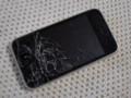 [日常]割れたiPhone