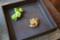 茶・銀座 春茶会 水野 筍の木の芽和え 浅蜊の佃煮